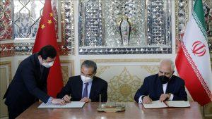 Javad Zarif & Wang Yi Tehran