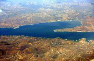 Akhuryan reservoir