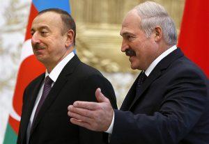 Aliev & Lukashenko