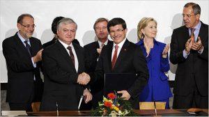 Armenian-Turkish protocol Zurich