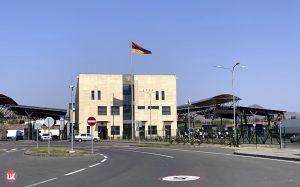 Armenia georgia border customs