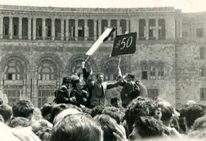 armenian genocide 1965