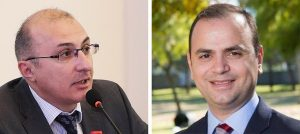Haykak Arshamyan & Zareh Sinanyan