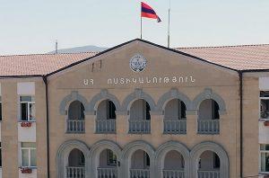 Artsakh police