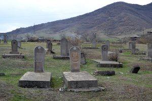 Ayrum azerbaijan cemetery