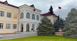 Baku Russian Embassy