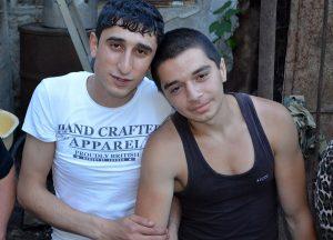Boris Paramazyan & Hayk Khachatrya