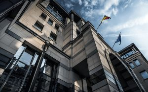 ministry of foreign affairs Belgium