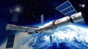 China new space station
