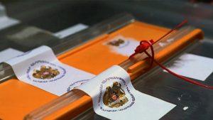 armenian election