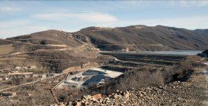 Geghanush Tailing dump