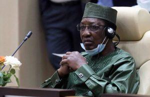 Idriss Déby Chad President