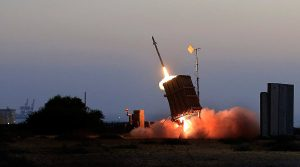Israel strikes Syria
