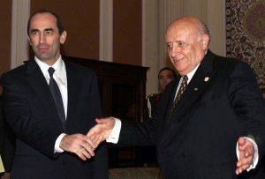 Robert Kocharyan & Demirel