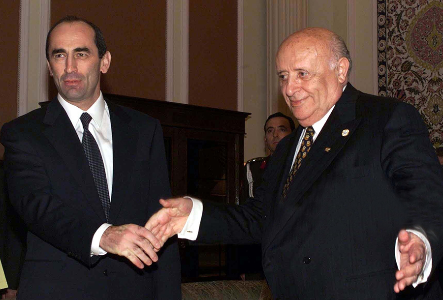 Robert Kocharyan & Demirel