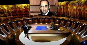 Kocharyan Pozner TV program