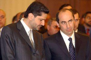 Robert Kocharyan & Tigran Sargsyan