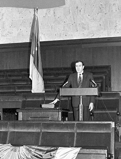 president election in Armenia 1991