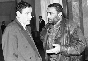 Levon Ter-Petrosyan & Vazgen Sargsyan
