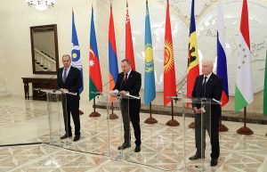 Lavrov Commonwealth of Independent States