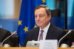 Mario Draghi Prime Minister of Italy