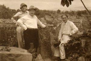 Martiros Saryan in Garni