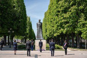 Macron armenian genocide