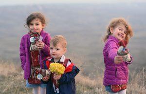 Margarita Grigoryan children