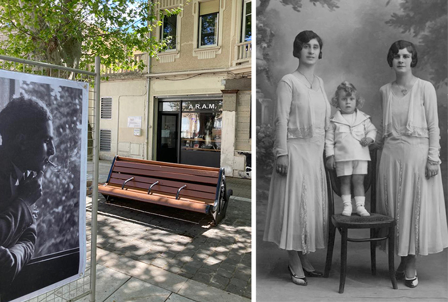 Marseille ARAM center photo exhibition