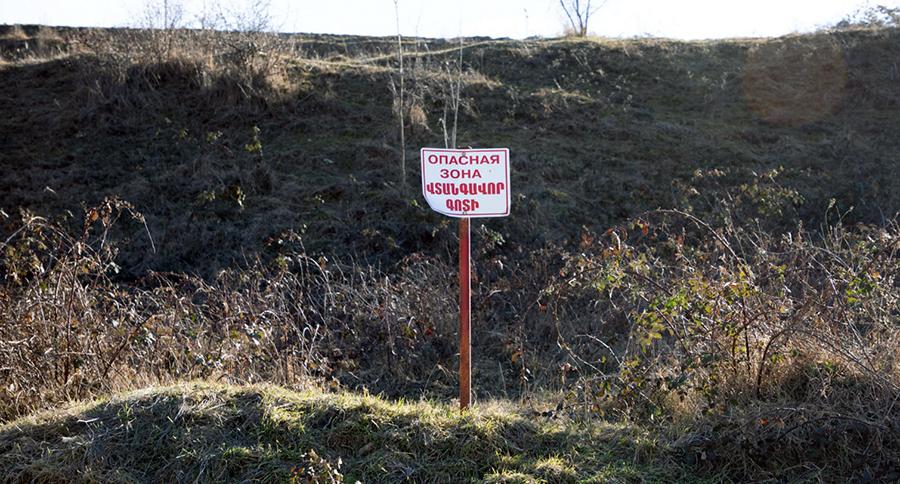 mines Armenia