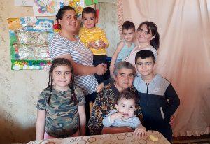 Mirzoyan family