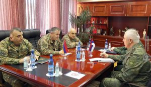 meeting of Muradov and Davtyan