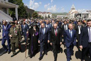 Pashinyan's visit to Artsakh
