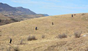search in Artsakh