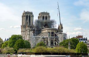 restauration Notre-Dame de Paris