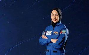 Noura Al Matrooshi first Arab female astronaut