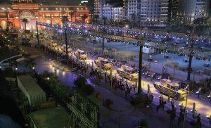 рharaoh parade Cairo