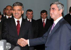Serzh Sargsyan & Gul