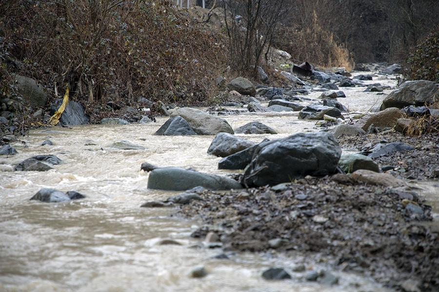 Shnogh river