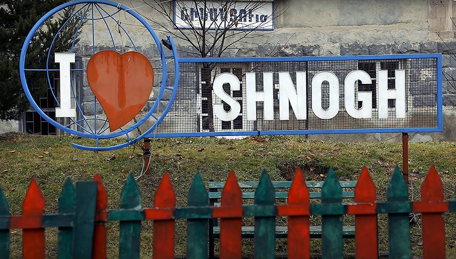 I love Shnogh