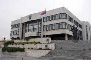 Slovakia Parliament Bratislava