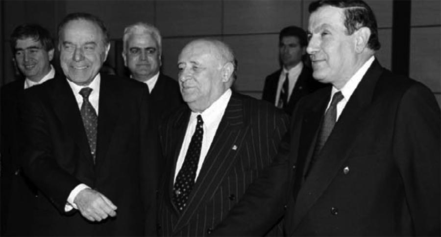 Levon Ter-Petrosyan & Demirel
