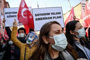 Turkey armenian genocide
