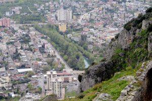Kozan City in Turkey