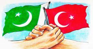 Turkey-Pakistan friendship