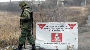 Ukraine Donetsk & Lugansk