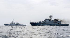 US Navy in Black Sea