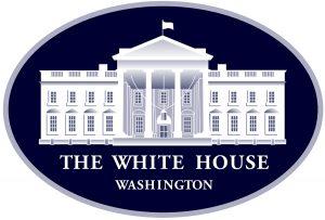 US White House emblem