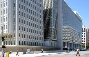 World Bank building Washington
