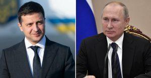 Zelensky & Putin